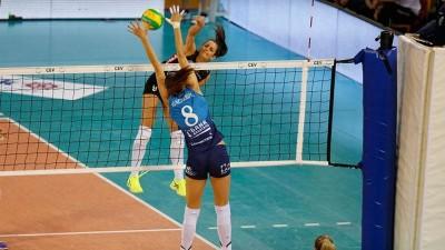 acoso Limpiar el piso División  Highlights: Liu Jo Nordmeccanica MODENA - Dinamo MOSCOW